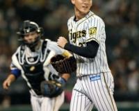 【阪神】及川雅貴が満塁のピンチ切り抜けた 虎党拍手が後押し中島を三振に