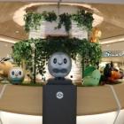 『ポケモンセンターメガトウキョー付近の広場に行ってきたでござるッ!』の画像