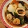 【レシピ】魚も肉も野菜も一気に摂るなら八宝菜献立