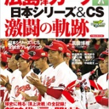 『洋泉社MOOK「広島東洋カープ 日本シリーズ&CS 激闘の軌跡」に文章を書きました』の画像