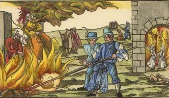 中世の「魔女は悪」みたいな風潮なんだったの?