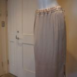 『irise(イリゼ)シャイニーサテンスカート』の画像