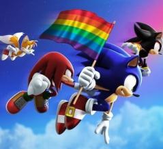 「ソニックはゲイになって同性愛者のシンボルとして活躍すべき」女性記者の提案に海外騒然wwwww