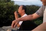 交野山の山頂で毎日毎朝『オカリナ』を吹いてるヒトがおるらしい!