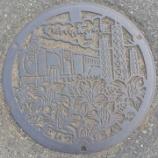『新潟県新潟市(旧新津市)のマンホールとマンホールカード』の画像