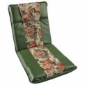 好きな姿勢でくつろげるエレガント座椅子◎背もたれは…
