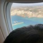 『今日は第八回あーちゃんと旅行で沖縄に2泊3日で来ています!』の画像