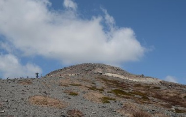 『百名山 那須岳に行ってきましたょ☆茶臼岳編』の画像
