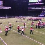 『【DCI】ショー抜粋映像! 2011年ドラムコー世界大会第6位『 サンタクララ・バンガード(Santa Clara Vanguard)』本番動画です!』の画像