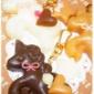 新作☆「チョコレートユニコーンのキーチャーム」♪の巻。