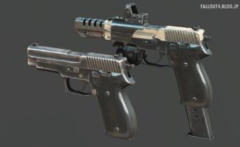シグ・ザウエル P220 MOD