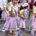 2018年横浜開港記念みなと祭国際仮装行列第66回ザよこはまパレード その16(横浜開港記念親善大使(松沢優花))