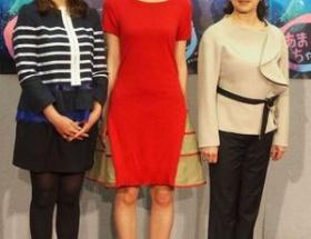 能年玲奈「朝から楽しみな気分になれます」NHK連続テレビ小説「あまちゃん」をPR