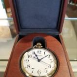 『国産鉄道時計が誕生して90周年の数量限定モデル!! SVBR007』の画像