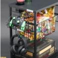 【画像】『ゲーミングワゴン』発売!ドリンクやお菓子をベスト配置『価格13,800円』これは欲しい!。