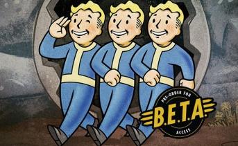 『Fallout 76』B.E.T.A.テストのスケジュールと詳細(次回は28,29日)