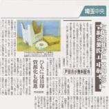 『(東京新聞)古紙盗難防止収納セット 戸田市が無料配布 ひもには目印 資源化も促進』の画像