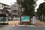 私市駅前の観光案内が工事中!新しくなってる⁉と思って見てみると実は!