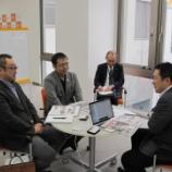 『NPO法人東北海道スポーツコミッションの信太さん、小笠原さんと今後の展開についてディスカッション!』の画像