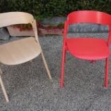 『【松創・期間限定セール】JIN KURAMOTO氏デザインのチェア・Sallyが入荷』の画像