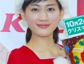 綾瀬はるか(28)妖精サンタコスプレがそろそろキツい件