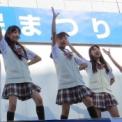 2014年 第41回藤沢市民まつり2日目 その41(J:COMスペシャルライブ・私立輝女学園音楽部)の6