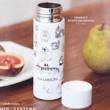 【速報】リンネル 2020年 02月号増刊 《特別付録》 LISA LARSON(リサ・ラーソン)コンパクトサイズの可愛いステンレスボトル