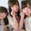 上野公園に現れた美少女3人組に花見客騒然