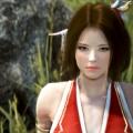ニンジャ「白の山猫」、くノ一「シャルルネ」、ミスティック「マカルー」衣装