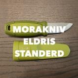 『チビでタフなヤツ…Morakniv Eldris Standerd (モーラナイフ・エルドリス)を登山用のナイフにした理由【エマージェンシーキットの中身その6】』の画像
