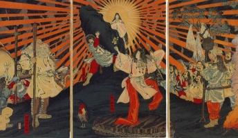 日本神話って日本人にあんまり知られてないよな
