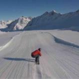 『オーストリアでクロスコース練習』の画像
