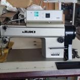 『【岐阜県関市のお客様にJUKI製DDL-5570(本縫い自動糸切りミシン)の中古をお買い上げいただきました】』の画像