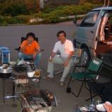 『2007年 6月23~24日 夕日海岸移動:深浦町・ウェスパ椿山』の画像
