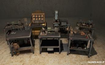 Compact Crafting & Mobile Mechanic