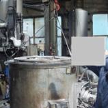 『炉の入替え作業』の画像