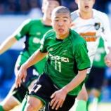 『【アルビレックス新潟】U-18日本代表 昌平高 FW小見洋太の来季新加入内定を発表‼ 高体連屈指の万能型ストライカー‼』の画像