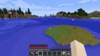 小島に浮かぶ家を作る