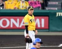 【阪神】岩貞、DeNA・梶谷に先頭打者弾浴びる 初球をいきなり失点。
