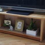 『山桜家具、納品』の画像
