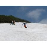 『月山コブチャレンジ2期終了。大斜面も滑れました。』の画像