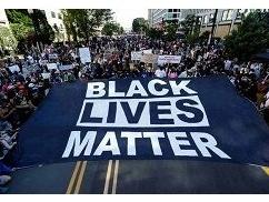 黒人さん、渋谷でデモをした結果wwwwwwww