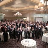 『Y-biz 1周年感謝の集い交流会の様子』の画像