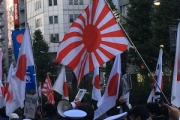 【東京新聞記者】佐藤圭 「北朝鮮問題をダシにヘイトスピーチを撒き散らす【北朝鮮を非難する国民大行進】と称するデモ」
