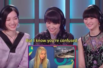海外「可愛い!細い!」あの有名アイドルが海外番組に出て大騒ぎに
