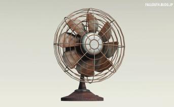 Desktop Fan Replacer