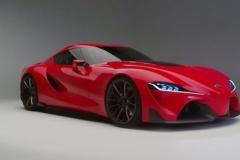 トヨタ、スポーツカー「スープラ」復活へ BMWと共同開発中