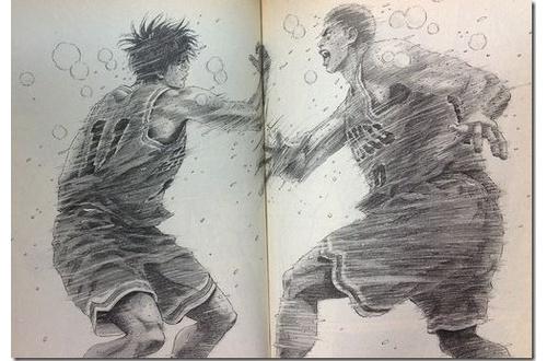 スラムダンクの名言ってバスケがしたいですばっか言われるけど本当の名言はのサムネイル画像