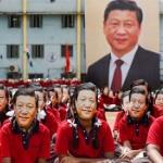 【動画】中国・習近平のインド訪問に2千人の学生が「習近平のお面」をかぶって歓迎? [海外]