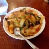 『担々麺で有名の「北京」さん。』の画像